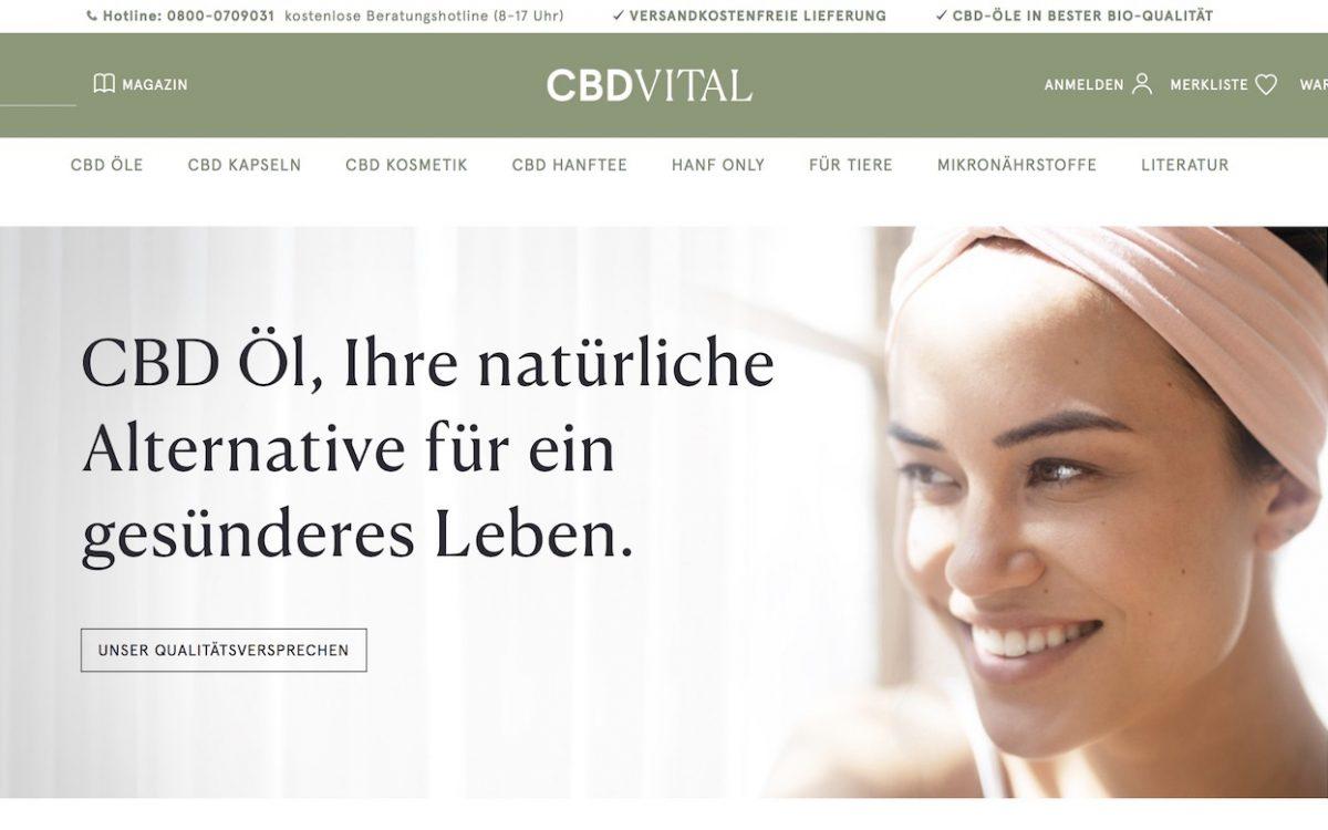 CBD Vital Erfahrungsbericht