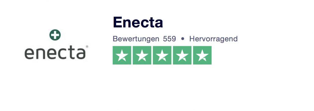 Enecta Trusted Shops